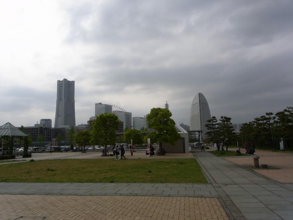 神奈川随一の撮影スポットですが…天候がざんねん!